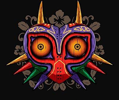 Enjoystick Zelda Majora Mask