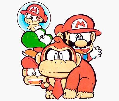 Enjoystick Nintendo Crew