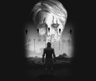 Enjoystick Death Stranding - Dark
