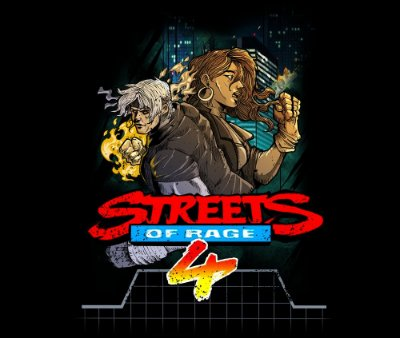 Enjoystick Streets of Rage 4