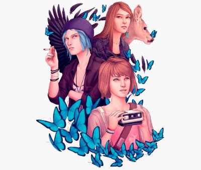 Enjoystick Life is Strange - Girls