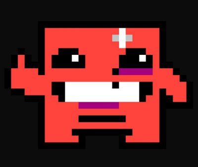 Enjoystick Super Meat Boy - 8 Bits
