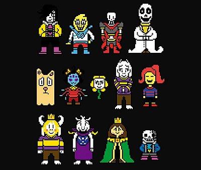 Enjoystick Undertale - Characters