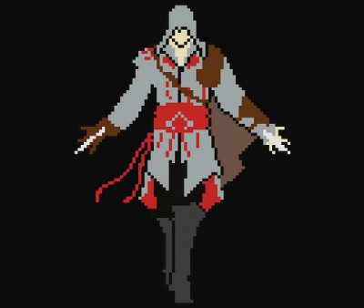 Enjoystick Assassins Creed - Ezio 8 Bit