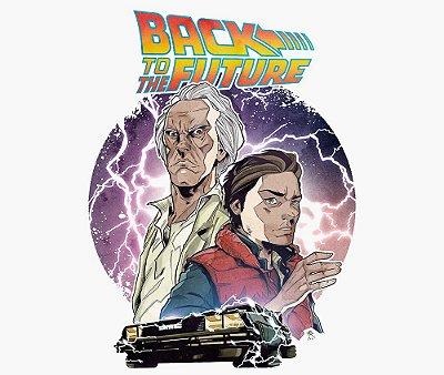 Enjoystick De Volta para o Futuro - Cartoon