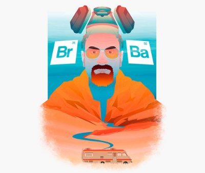Enjoystick Breaking Bad - Color