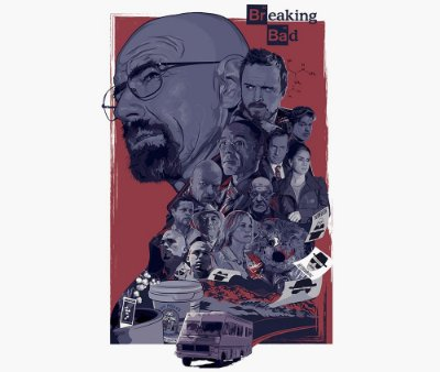 Enjoystick Breaking Bad Epic Composition