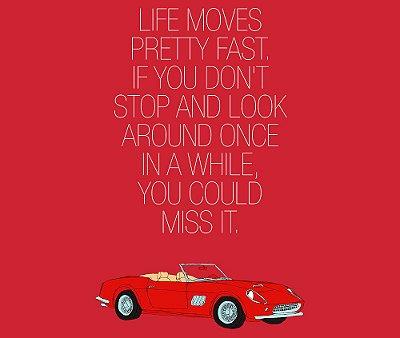 Enjoystick Curtindo a vida adoidado - Ferris Bueller