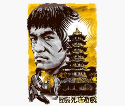 Enjoystick Bruce Lee Game of Death