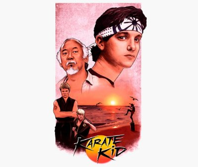 Enjoystick Karate Kid Classic