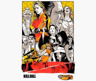 Enjoystick Kill Bill Epic