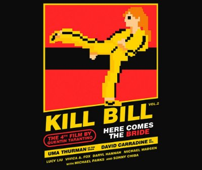 Enjoystick Kill Bill 8 Bits