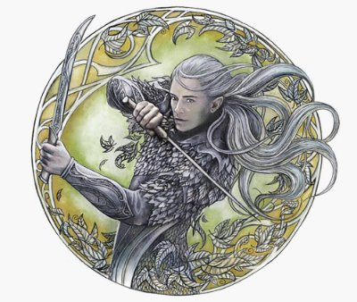 Enjoystick Lord of the Rings - Legolas