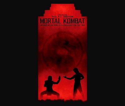 Enjoystick Mortal Kombat - Movie