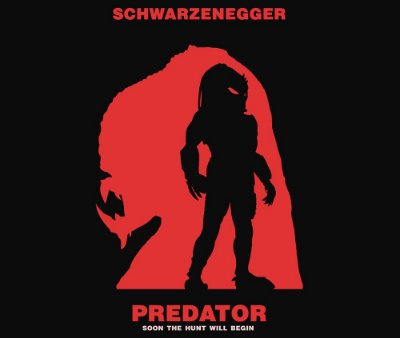 Enjoystick Predator Red Minimalist