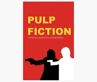 Enjoystick Pulp Fiction Bad Time