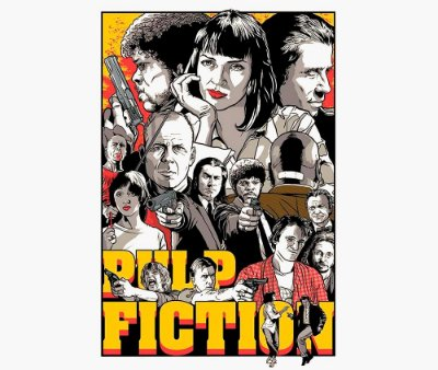 Enjoystick Pulp Fiction Epic