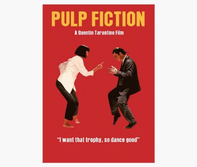 Enjoystick Pulp Fiction Dance Time
