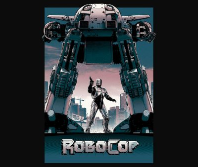 Enjoystick Robocop Epic Battle