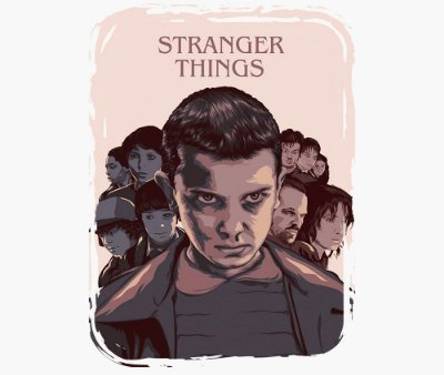 Enjoystick Stranger Things