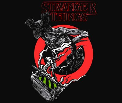 Enjoystick Stranger Things Monster