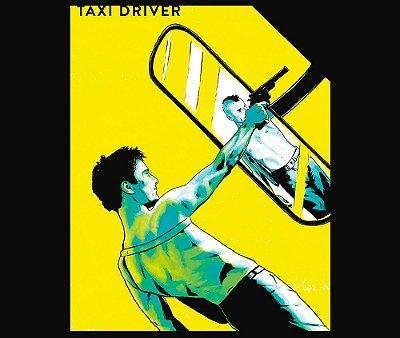 Enjoystick Taxi Driver Mirror