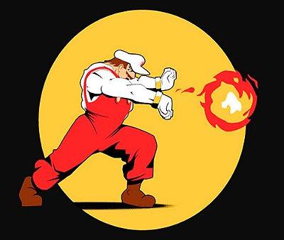 Enjoystick Mario - Fire Ball