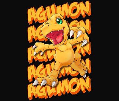 Enjoytick Digimon - Agumon