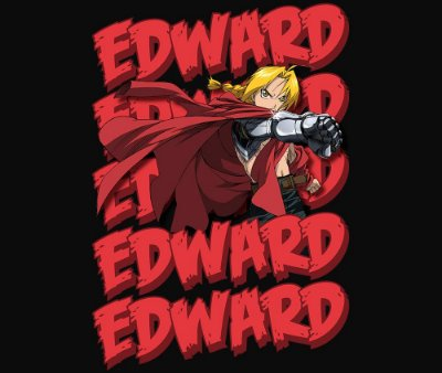 Enjoystick Full Metal Alchemist - Edward