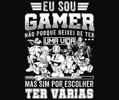 Enjoystick Eu sou Gamer