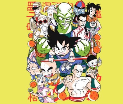 Enjoystick Dragon Ball - Epic