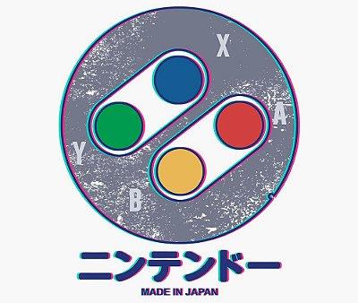 Enjoystick Nintendo Style II