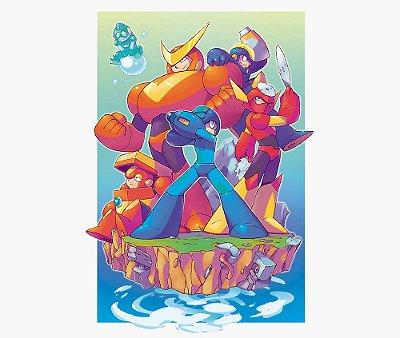 Enjoystick - Megaman Team