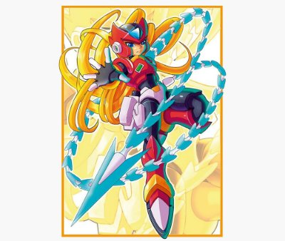 Enjoystick - Rockman X - Zero