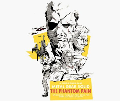 Enjoystick - Metal Gear Phantom Pain - Composition