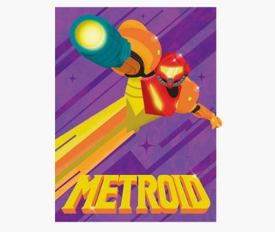 Enjoystick Metroid - Samus Shoot!