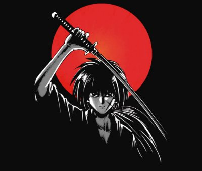Enjoystick Kenshin Himura