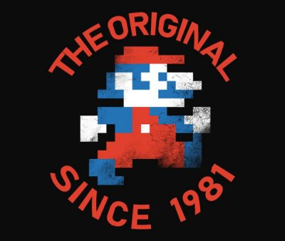 Enjoystick Mario - The Original Since 1985