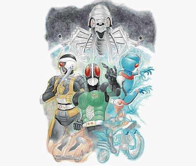 Enjoystick Kamen Rider RX - Epic