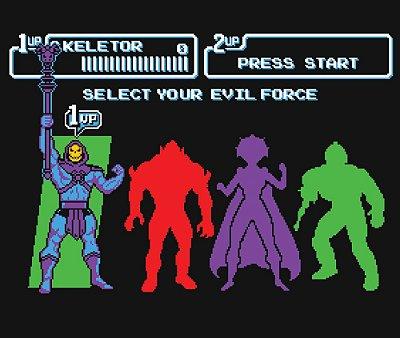 Enjoystick He-Man - Select Your Villain