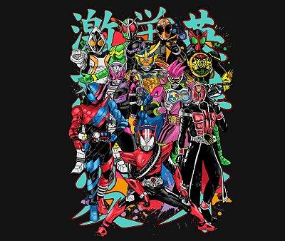 Enjoystick Kamen Rider - Era Heisei - Fase 2