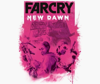 Enjoystick Far Cry New Dawn