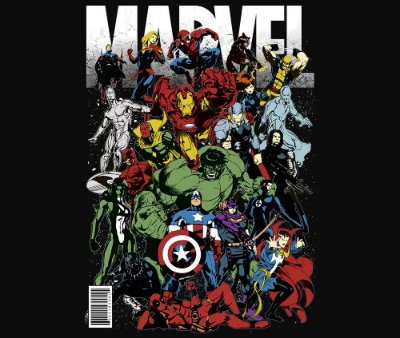 Enjoystick Marvel Anthology - White