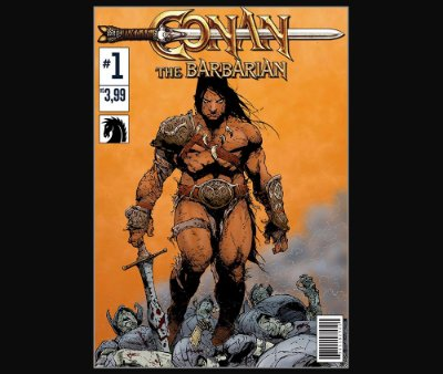 Enjoystick Conan The Barbarian