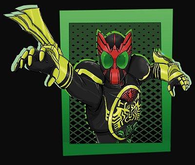 Enjoystick Kamen Rider Ooo