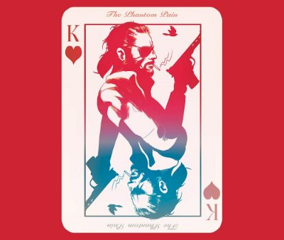 Enjoystick Metal Gear - Snake Card
