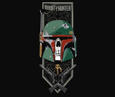 Enjoystick Star Wars - Bounty Hunter