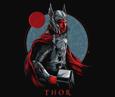 Enjoystick Thor- Thunder God