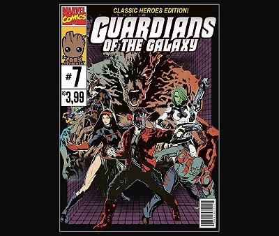 Enjoystick Guardiões da Galáxia