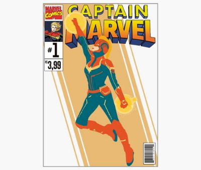Enjoystick Captain Marvel